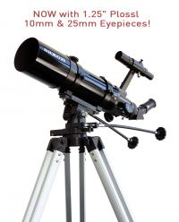 1025 AZ3 Refractor Telescope