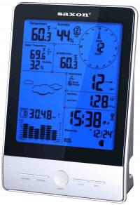 SA6033 MULTI-FUNCTION WEATHER STATION