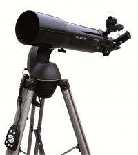 1025 AT REFRACTING TELESCOPE with AUTO TRACKING