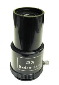 BL001 1.25'' Economic 2x Short-Focus Barlow Lens