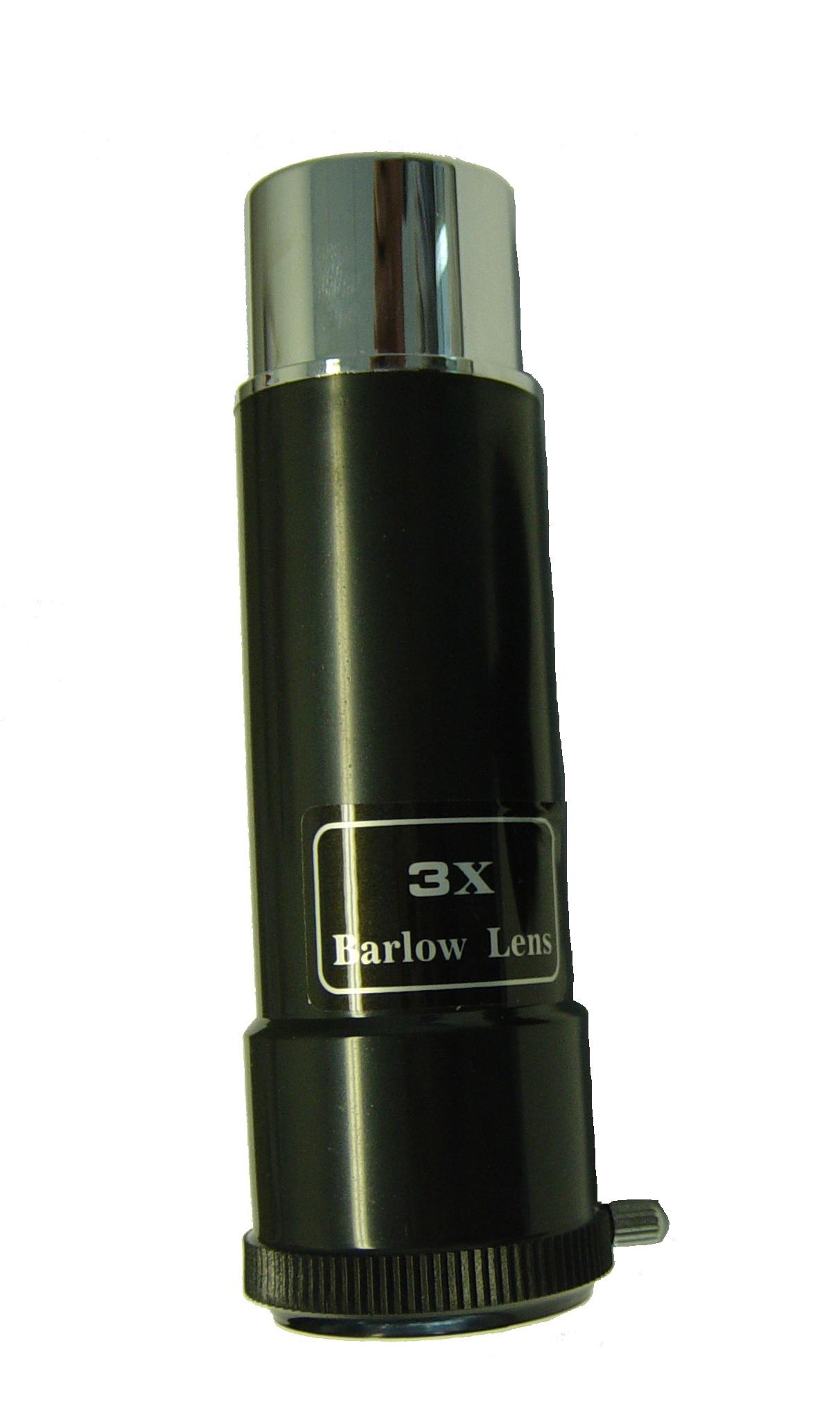 BL004 1.25'' 3x Barlow Lens