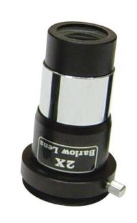 BL005 1.25'' 2x  Barlow Lens with Camera Adapter