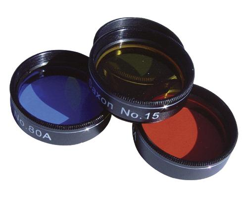 MF005 Colour Planetery Filter set