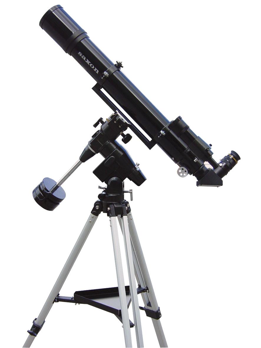 ED100 EQ5 Refractor Telescope