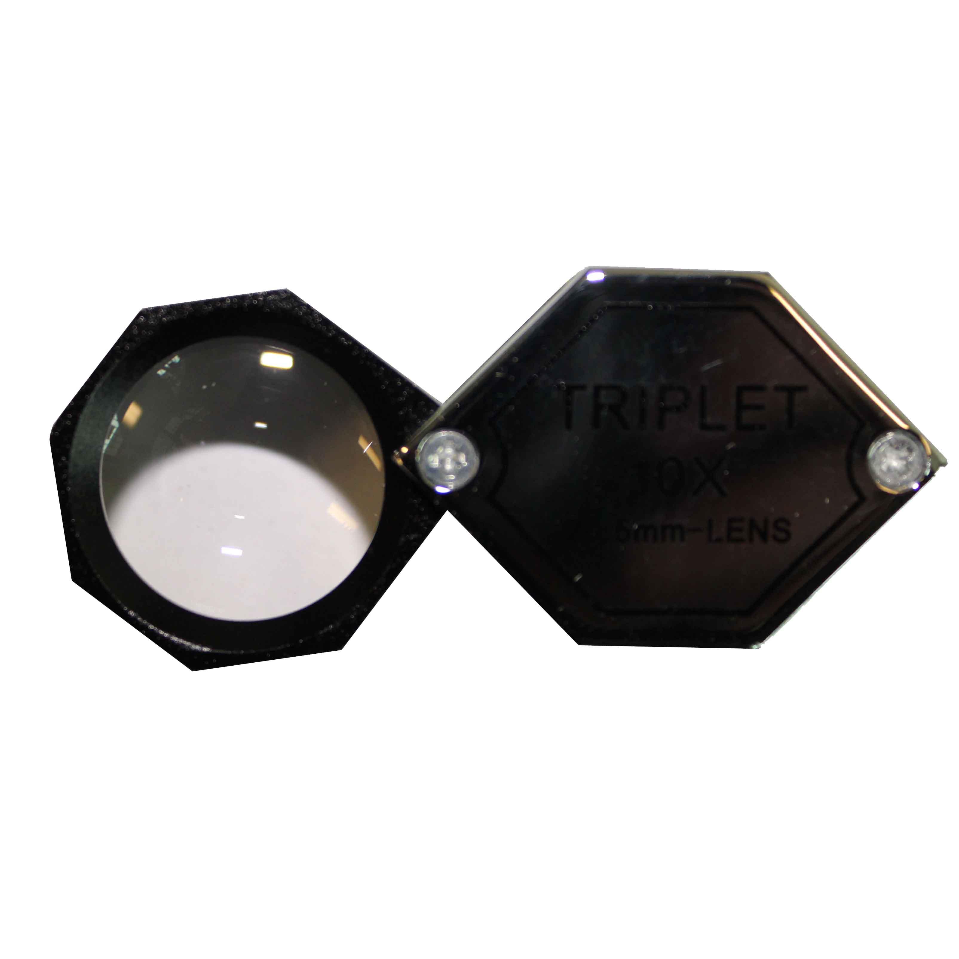 LXQ10xT B Triplet Magnifier